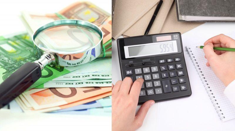 Как рассчитать размер пени по договору с банковским учреждением