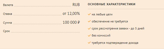 Условия Совкомбанк