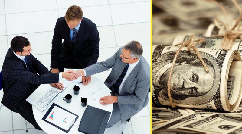 Выдача кредитов юридическим лицам